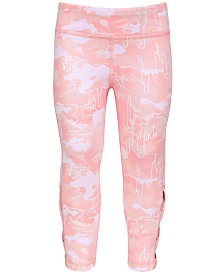 Ideology Little Girls Cage Capri Leggings, Created for Macy's