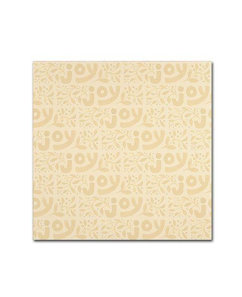 "Trademark Global Yachal Design 'JOY 1000.5' Canvas Art - 24"" x 24"" x 2"""