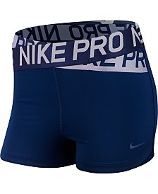 Nike Pro Crossover-Waistband Shorts