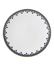Lenox Global Tapestry Sapphire Spiro Dinner Plate