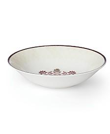 Lenox Global Tapestry Garnet Mandala Pasta Bowl