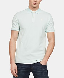 G-Star RAW Men's Stretch Performance Polo, Created for Macy's