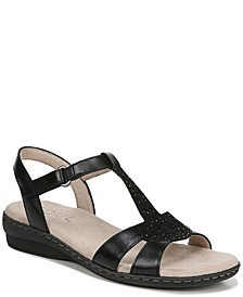 Bliss Ankle Strap Sandals