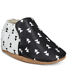 Baby Boys Beau Black Soft Sole Shoes