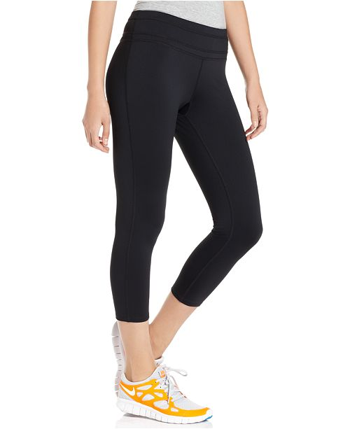 Ideology Rapidry Cropped Leggings, Created for Macy's
