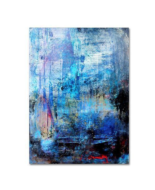 "Trademark Global Natasha Wescoat 'Honor' Canvas Art - 32"" x 24"" x 2"""
