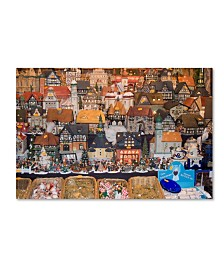 "Robert Harding Picture Library 'Christmas 1' Canvas Art - 19"" x 12"" x 2"""