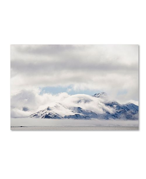 "Trademark Global Robert Harding Picture Library 'Mountain Scene 13' Canvas Art - 32"" x 22"" x 2"""