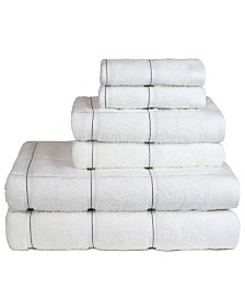Kempster 6 Piece Bath Towel Set
