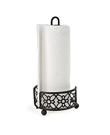Free Standing Metal Paper Towel Holder