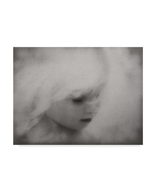 """Trademark Global Yvette Depaepe 'Let Them Be Little' Canvas Art - 47"""" x 2"""" x 35"""""""