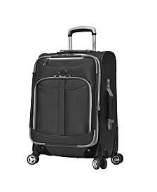 "Olympia USA Tuscany 21"" Expandable Carry-On Spinner"