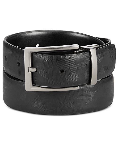 Alfani Men's Camo Reversible Belt, Created for Macy's