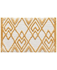 "Jasper Cotton 21"" x 34"" Bath Rug"