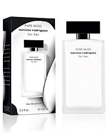For Her Pure Musc Eau de Parfum Spray, 3.3-oz., Created for Macy's