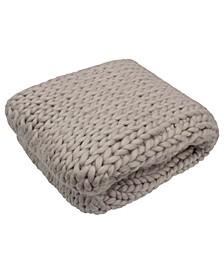 "Harper 50"" x 60"" Decorative Throw Blanket"