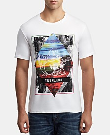 True Religion Men's Diamond City Graphic T-Shirt