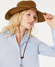 Frye Canvas Camper Unisex Hat