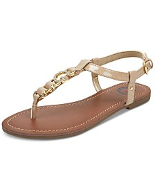 G by GUESS Lexann Flat Sandals