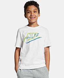 Big Boys Futura 3D Logo T-Shirt