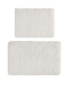 Annie Tufted 2-Pc. Bath Rug Set