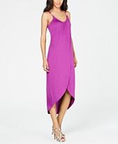 b303d8abd374c2 Thalia Sodi Embellished High-Low Dress, Created for Macy's