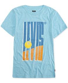 0590c6cfd6ff Levi's® Little Boys Endless Levis® Logo T-Shirt