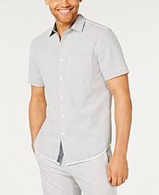 Sean John Men's Striped Shirt
