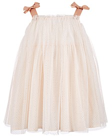First Impression's Baby Girl's Sparkle Dress Set, Created for Macy's