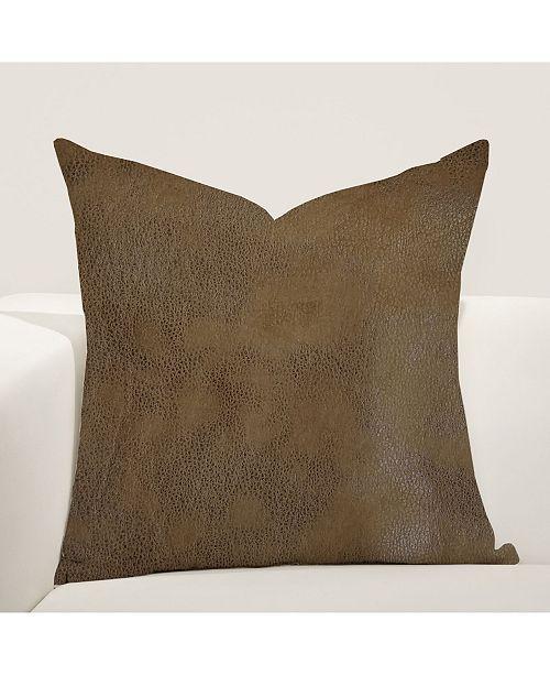 "Siscovers Pecos 16"" Designer Throw Pillow"