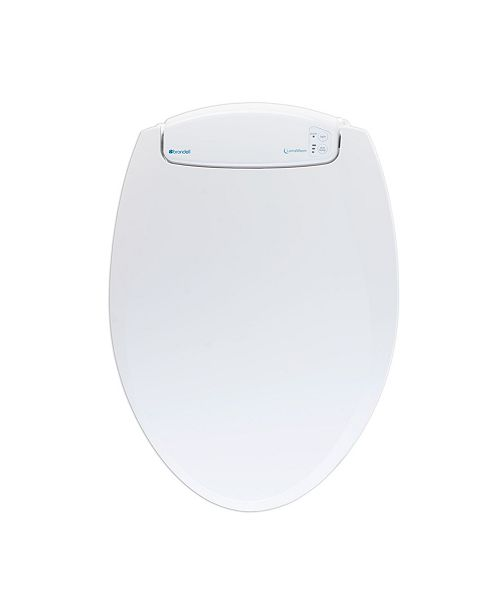 Brondell Lumawarm Heated Nightlight Toilet Seat- Elongated
