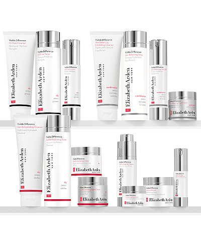 Elizabeth Arden Visible Difference Collection