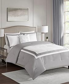 510 Design Carroll Full/Queen 4 Piece Comforter Set