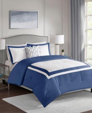 510 Design Carroll Full/Queen 4 Piece Comforter Set Bedding