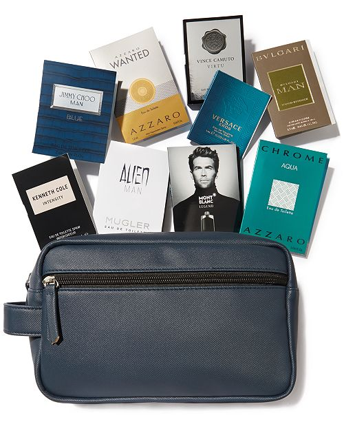 Created For Macy's Men's 11-Pc. The Scents For Gents Fragrance Sampler Set For Him