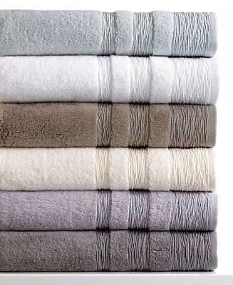 CLOSEOUT! Kassatex Bath Towels, St. Germain Turkish Collection