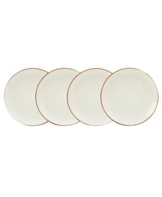 Dinnerware, Set of 4 Colorwave Mini Plates