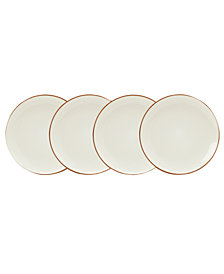 Noritake Dinnerware, Set of 4 Colorwave Mini Plates