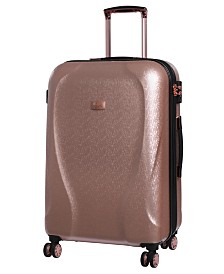 "it Girl Sparkle 26"" Hardside Expandable Spinner Suitcase"