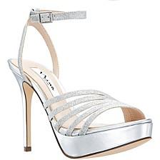 Starla Platform Sandals