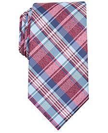 Woodruff Plaid Tie