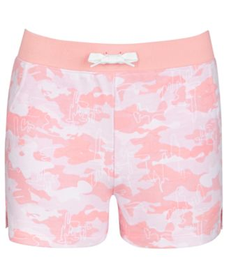 Big Girls French Terry Jogger Shorts, Created for Macy's