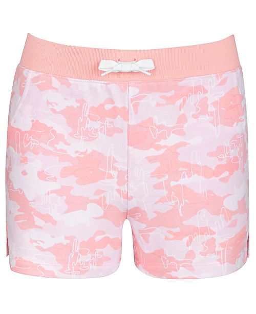 Ideology Big Girls Jogger Shorts, Created for Macy's