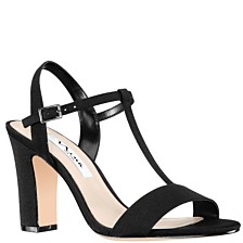 Nina Scout Block Heel Sandals