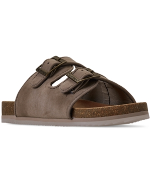 Bearpaw Big Girls' Brooklyn Slide Sandals from Finish Line