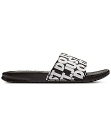 Nike Men's Benassi JDI Print Slide Sandals from Finish Line