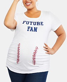 Motherhood Maternity Future Fan™ T-Shirt