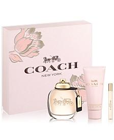 COACH Eau de Parfum 3-Pc. Gift Set