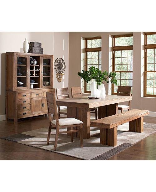 Macysfurniture Com: Furniture CLOSEOUT! Champagne Dining Room Furniture