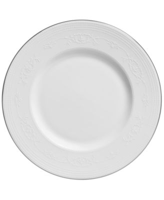 English Lace Accent Plate